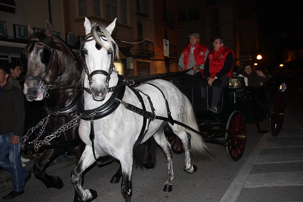 Carro de Sant Antoni, Francisco Rosado