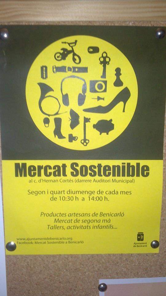 Mercat Sostenible a Benicarló
