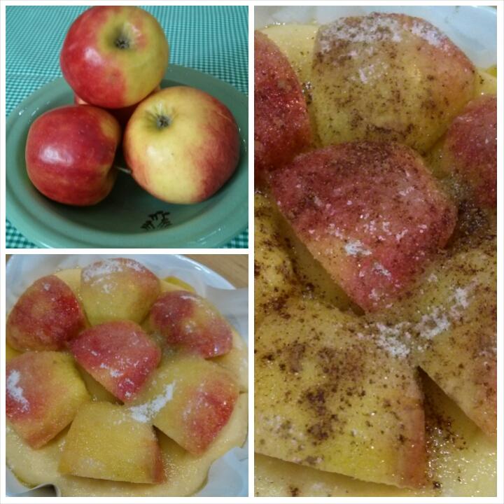 Tartitas de manzana agridulce para desayunar en el Hotel Sol