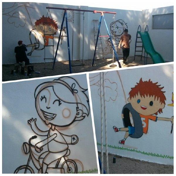 Parque infantil Hotel Sol II
