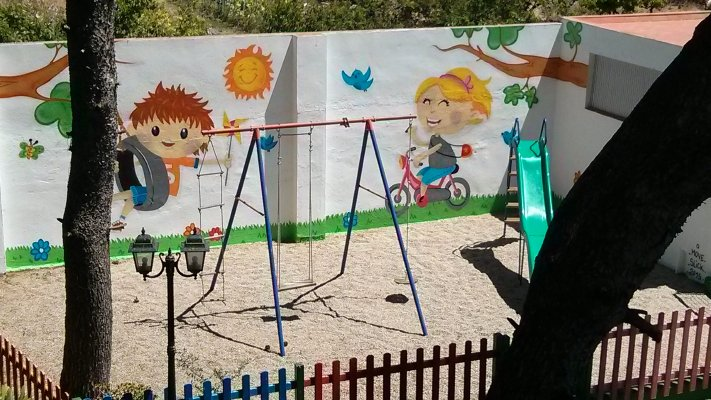 Parque infantil Hotel Sol Benicarlo