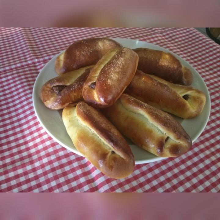 Farinosas en el desayuno del Hotel Sol de Benicarló